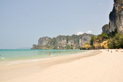 Verbazend strand in Thailand Stock Foto's
