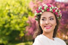 Verbazende natuurlijke de lenteschoonheid royalty-vrije stock foto's