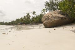 Verbazende Seychellen Stock Afbeelding