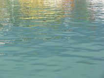Verbazende waterkleur stock foto