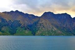 Verbazingwekkende Milford-Geluiden, Nieuw Zeeland stock afbeeldingen