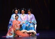 Verbessern Sie Schwester-in die Palast-modernen Drama Kaiserinnen im Palast Lizenzfreie Stockfotos