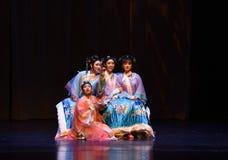 Verbessern Sie Schwester-in die Palast-modernen Drama Kaiserinnen im Palast Stockbilder
