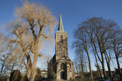 Verbesserte Kirche Lizenzfreie Stockfotografie