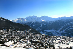 Verbier Royalty Free Stock Images