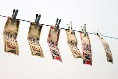 Verbieten Sie auf Rs 500, Rs, das 1000 Anmerkungen chirurgischer Streik auf Terrorfinanzierung ist, Schwarzgeld Stockfotos