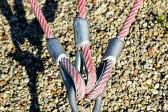Verbind Kabel stock fotografie