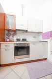 Verbinden Sie Kücheinnenraum Lizenzfreies Stockbild
