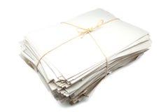 Verbindende documenten Royalty-vrije Stock Afbeelding