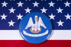 Verbinding van de Staat van Louisiane stock foto