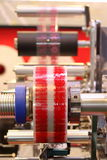 Verbindings Verpakkende Machine Stock Fotografie