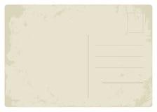 In Verbindung stehende Nachricht der sammelbaren Post Antike Stockfoto