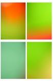 Verblassen Farbenhintergrund Lizenzfreies Stockbild