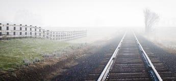Verblassende Bahnen Stockfotos