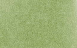 Verbleek - het groene document van de ambachtkaart, textuurachtergrond Stock Foto