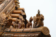 Verboden Stad Peking Stock Foto