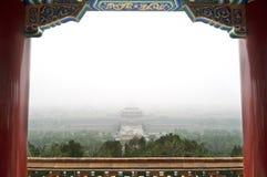 Verboden Stad, Peking, China Stock Afbeelding