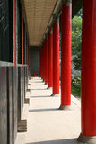 Verboden Stad in Peking China Royalty-vrije Stock Fotografie