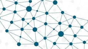 Verbonden Open Data-concept royalty-vrije stock fotografie