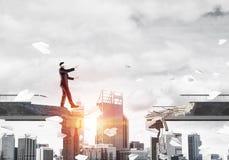 Verborgen risico's en gevarenconcept Royalty-vrije Stock Afbeelding