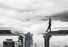 Verborgen risico's en gevarenconcept Stock Afbeelding