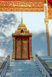 Verbot Harn Wat Samret, Koh Samui, Thailand Lizenzfreies Stockfoto