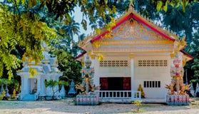 Verbot Harn Wat Samret Samui, Thailand Lizenzfreie Stockfotos