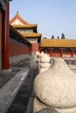 Verbotene Stadt China Lizenzfreies Stockbild