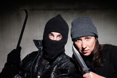 Verbrecher Lizenzfreies Stockbild