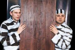 Verbrecher zwei Lizenzfreie Stockfotos