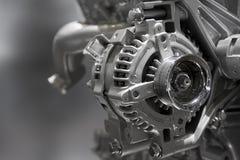 Verbrennungsmotor lizenzfreie stockfotos