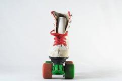Verbruikte Rolschaats Stock Afbeelding
