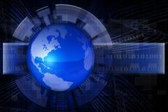 Verbundene Welt Stockfotos