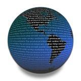 Verbundener Planet Lizenzfreie Stockbilder