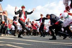 verbunk unesco танцульки фольклорное стоковое фото