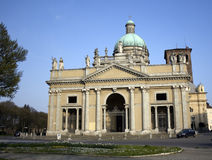 Vercelli cathedral Royalty Free Stock Photo