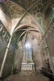 Vercelli, chiesa di Sant'Andrea Immagini Stock Libere da Diritti