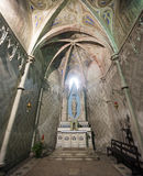 Vercelli, church of Sant'Andrea Royalty Free Stock Photography