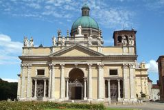 Vercelli Ctthedral Stock Photos