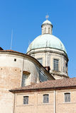 Vercelli, Italy. Cathedral in Vercelli, Piedmont, Italy Stock Image