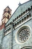 Vercelli kyrka av Sant'Andrea Royaltyfri Bild