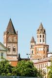 Vercelli, Piedmont, Italy Stock Image