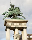 Vercingetorix statue in Clermont Ferrand Stock Photography