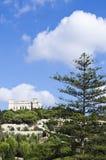 Verdala slott Arkivfoto