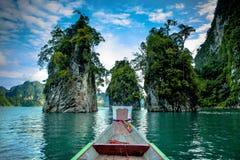 Verdammung in Thailand, auf dem Berg Lizenzfreies Stockfoto