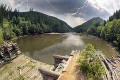 Verdammungs-Forest Austrian-Legierung Stockbild