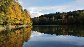 Verdammungs-Herbst lizenzfreie stockfotografie