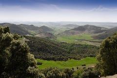 Verdant κοιλάδα - μέσος άτλαντας Μαρόκο στοκ φωτογραφίες
