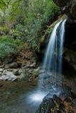 Verdant waterfall Royalty Free Stock Photos