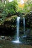Verdant waterval Stock Fotografie